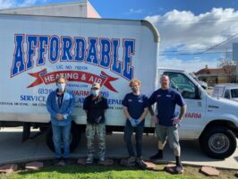 Affordable Heating and Air Crew