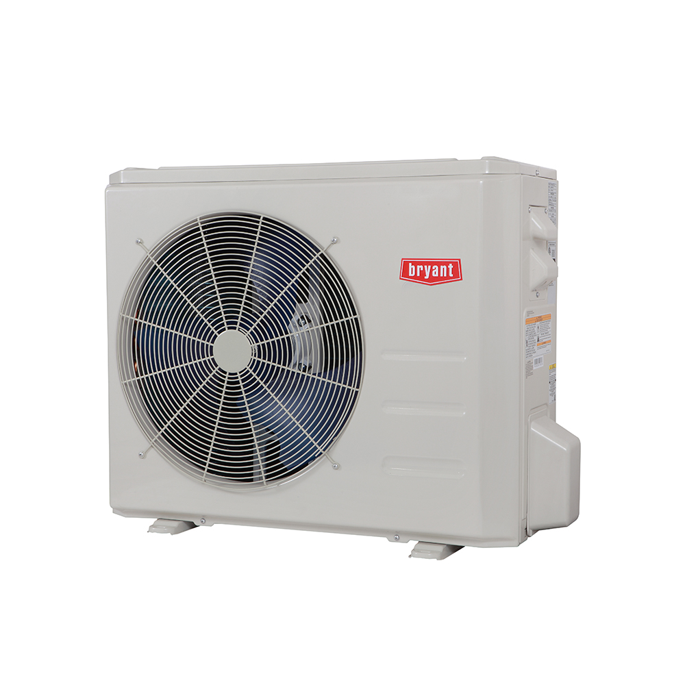 Bryant Ductless Mini-Split System - Outdoor Unit, Single Zone